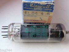EL84 Dario MiniWatt NOS VALVOLA TUBE 1pc J