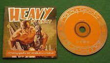 Crazy Gods Of Endless Noise Heavy Planet inc Jugfill / Cool Propaganda + CD
