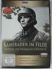 Kameraden im Felde - Soldaten der Wehrmacht & Waffen SS – Limitierte Ausgabe