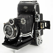 Zeiss Ikon Super Ikonta 531/2 6x6 120 Film w 10.5cm 105mm F3.5 Tessar Recent CLA