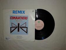 """Raggio Di Luna / Doctor's Cat – Comanchero -Disco Mix 12"""" 33 Giri  ITALIA 1984"""