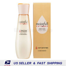 [ Etude House ] Moistfull Collagen Emulsion (Lotion) 180ml +2016 NEW+Free Sample