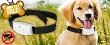 3 x Ultrasonic Anti-Flea Dog Collars / Repellers