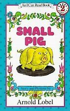 Small Pig (I Can Read Level 2) [Paperback] [Aug 05, 1988] Lobel, Arnold