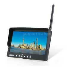 LCD-RC800S 7 inch 5.8GHz 40CH Wireless Receiver LCD Monitor for FPV Drone X9Y0