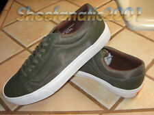 Vans Sample Old Skool Cup Bomber Green Ivy Syndicate 9 Cupsole Dill AVE