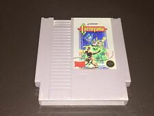Castlevania 1 Nintendo Nes Cleaned & Tested