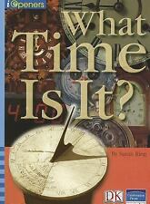 IOPENERS WHAT TIME IS IT?  SINGLE GRADE 5 2005C CELEBRATION PRESS Paperback