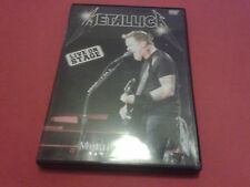 METALLICA LIVE ON STAGE METAL ATTACK DVD