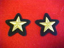 ( 1 ) pair of US Navy Officer line stars - for blazers & dinner dress