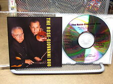 BILLY ROSE JOHN GIOVANNI DUO Dearborn 2008 Michigan CD Stairway to Heaven