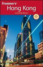 Frommer's Hong Kong (Frommer's Complete Guides), Reiber, Beth, 0470381108, Book,