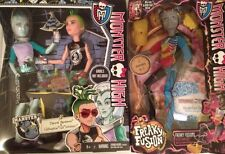 MONSTER HIGH Mansters Two Pack Deuce And Gill And NEIGHTHAN Rot