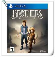 PS4 Brothers: A Tale of Two Sons SONY PlayStation Action Adventure 505 GAMES