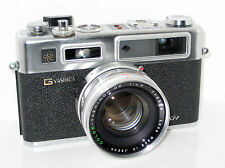 YASHICA ELECTRO 35 ELECTRO35 GSN SERVICED 100% FUNZIONANTE FULLY WORKING
