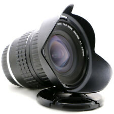 Jintu 14mm f/4.0 Micro fish eye Lens F Nikon  D90 D7000 D7100 D3200 D5300 Camera