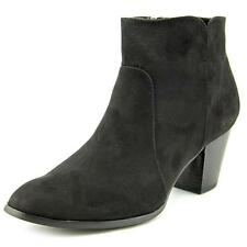 Style & Co Charlees Women US 11 Black Ankle Boot