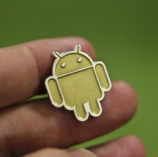 Rare Google Android Collectible Pin Badge!  Limited Golden Pin