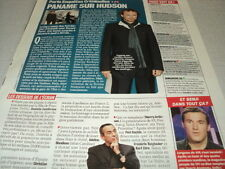H350 VINCENT PEREZ THIERRY ARDISSON '2007 FRENCH CLIPPING