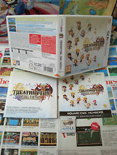 Nintendo 3DS:Theatrhythm - Final Fantasy [TOP SQUARE ENIX & RARE] COMPLET - Fr