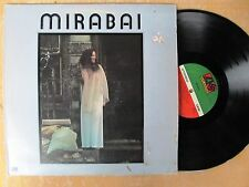 COSMIC MYSTICAL/PAN-SPIRITUAL ROCK LP: MIRABAI Atlantic SD 18144 LED ZEPPELIN