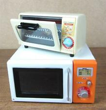 Re-Ment Kitchen Appliance - Microwave Oven x 2