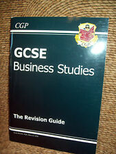GCSE BUSINESS STUDIES THE REVISION GUIDE