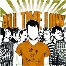 ALL TIME LOW Put Up Or Shut Up CD BRAND NEW 7 Track EP