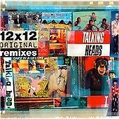 TALKING HEADS '12 x 12 ORIGINAL REMIXES'  EXCELLENT CD - FREE 1ST CLASS POST