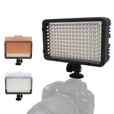 Mcoplus LED-168A Video LED Light for Canon Nikon Pentax Panasonic Olympus DV