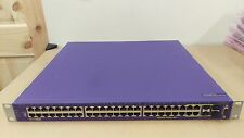 Extreme Networks X450a-48t 48 Port 1Gb Ethernet Switch Layer 3 16157 Advanced