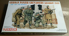 DRAGON 6059 - GERMAN PANZER GRENADIERS (KHARKOV 1943) 1/35 - NUOVO