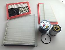 Filtro de aceite 2 x filtro de aire filtro polen kraftst. w211 280 CDI 190ps/320 CDI 224ps