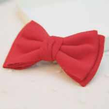 Women Korean Style Large Hair Bow Bowknot Ponytail Holder Head Clip Barrette