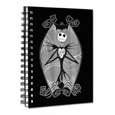 Nightmare Before Christmas L'étrange Noël de Mr. Jack notebook cahier spiral