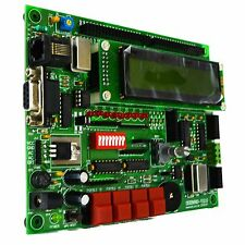 Demo Board SSE8680 (MPU EVALUATION DEMO BOARD)  Micro-controller LED