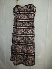 Ladies Size 8 BCBG MAXAZRIA Beautiful Lace Dress NWOT