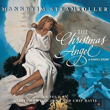Christmas Angel: A Family Story by Mannheim Steamroller (Cassette, Aug-2005 NEW