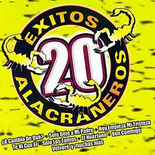 Various Artists-20 Exitos Alacraneros CD NEW