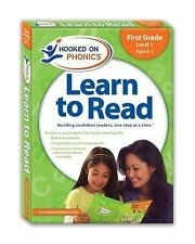Hooked on Phonics Learn to Read - Level 5: Beginning Phonics (Emergent Readers |
