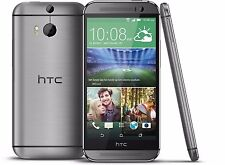 HTC One M8 Grey 32GB GSM 4G LTE Android SmartPhone