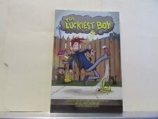 The Luckiest Boy, signed by Scott Christian Sava - Paperback
