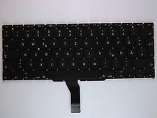 "Orginal mc505 mc506 Apple MacBook Air 11.6"" Teclado Keyboard QWERTZ alemán nuevo"