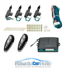 Remote Central Locking Kit For All Suzuki Cars UK Supplied