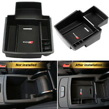 Central Storage Organizer Armrest Container Box For Audi Q5 2012 - 2015