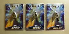 Star Trek Beyond Magnetic Command Insignia Badge Quantum Mechanix