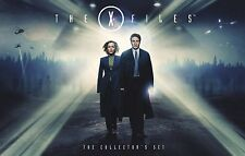 THE X FILES COMPLETE SERIES 1-9 Collection Blu Ray BOX SET REGION FREE