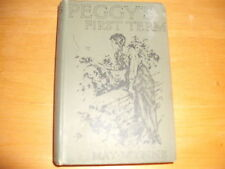 PEGGY'S FIRST TERM A Girl's School Story HB C1930'S  MAY WYNNE Ward Lock & Co