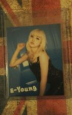 After school eyoung heaven japan jp Official Photocard Kpop K-pop SNSD 2ne1