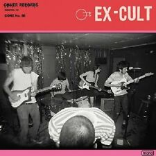 EX-CULT 's/t Vinyl LP Ty Segall Oh Sees sic alps Sex Goner chosen few magic kids